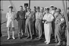 Le débarquement de Provence, août 1944.