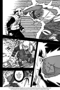 Naruto 542: The Secret Story of the Strongest Tag-Team!! at MangaFox.me