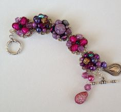 Vintage earring bracelet upcycle recycle