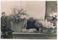 puesto de la plaza de las flores, Dolores Pina (La Trista) 1894