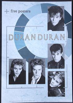 190 Ideas De Duran Duran Caratulas De Musica Caratula Portadas