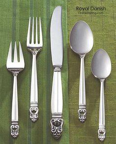 Home » International Silver        Royal Danish by International Silver