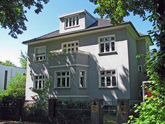 Majakowskiring in Pankow
