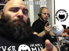 TPP 26: LEGACY - THE PRESSURE PROJECT
