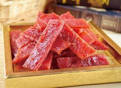Express Meat Jerky A9 Traditional Honey Sauce Pork Jerky Manually massaged pork, roasted over a slow fire, soft and tender, and strong, the sweeter the gravy, the more you eat