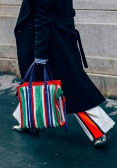 Street Style, New York Fashion Week, Tommy Ton. NYFW