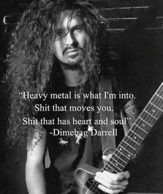 Happy Birthday Dimebag Darrell!  <3 RIP