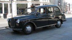Black Cab Austin FX4