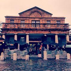 Alex Chinneck's installation in Covent Garden