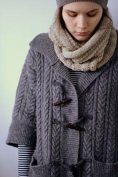 eternity cowl/scarf | I decided i needed a warm scarf that c… | Flickr