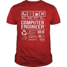 Awesome Tee For Computer Engineer - #polo #champion sweatshirt. I WANT THIS => https://www.sunfrog.com/LifeStyle/Awesome-Tee-For-Computer-Engineer-103638263-Red-Guys.html?60505