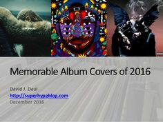 Visual storytelling through album cover art is alive and well. The best album covers of 2016 act as visual touch points across the online and offline worlds, … Cool Album Covers, David J, Best Albums, Cover Art, Storytelling, How To Memorize Things, December, Fictional Characters, Fantasy Characters