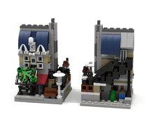 Fantastic Lego MOC! : mini