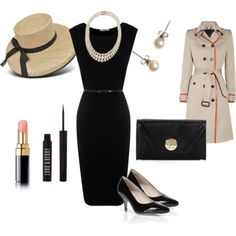 Audrey Hepburn inspired outfit :)