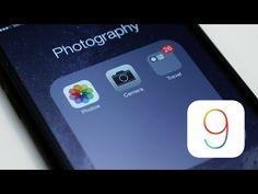 Truco de iOS 9, como anidar las carpetas de nuestro móvil - Noticias telefonía móvil