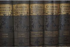 I have a very old complete set of Charles Dicken's works; my favorite set. Christmas Tale, Christmas Carol, Jacob Marley, Listen To Christmas Music, Tv Doctors, Oliver Twist, Great Books To Read, Writers And Poets, Harry Potter Fan Art
