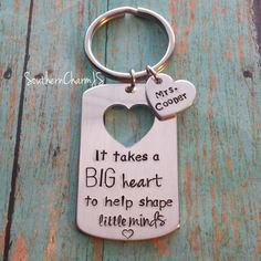 End of the year teacher gift Teacher by SouthernCharmJS on Etsy