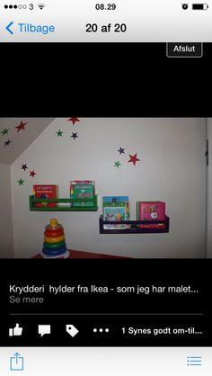 IKEA krydderi hylde