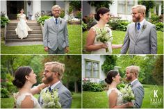 First Look at Geneseo's Sweet Briar. Rochester Wedding Photography by Katie Finnerty Photography | http://www.katiefinnertyphotography.com/blog/2015.2.20.sweet-briar-geneseo-wedding-gwen-steve