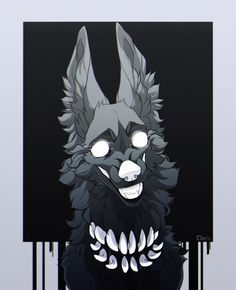 Voice by onlDaffYou can find Furry art and more on our website.Voice by onlDaff Dark Art Drawings, Cool Drawings, Creature Drawings, Animal Drawings, Dessin Old School, Arte Obscura, Furry Drawing, Anime Wolf Drawing, Anime Art