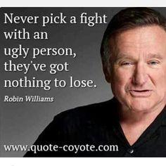 Such a loss. RIP Robin Williams