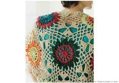 ergahandmade: Crochet Dresses + Diagrams