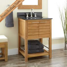FED-1861 high quality thin solid wood storage cabinets for bathroom #Cabinet_Colors, #black