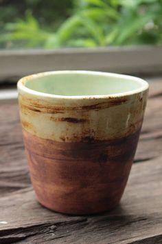 WildWood mug  nr1734 handmade ceramic