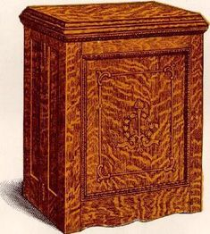 Information About The Cabinets And Tables Produced By The Singer Sewing  Machine Company For Its Sewing