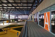 Centro de Artes e Educação dos Pimentas - Galeria de Imagens | Galeria da Arquitetura