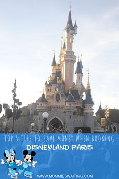 Do you want to book a trip to Disneyland Pairs but have no ideas where to go to get the best deal? You need my top 5 tips to save money when booking Disneyland Pairs Traveling With Baby, Travel With Kids, Family Travel, Disney Tips, Disney Parks, Disney Bound, Disney Magic, Disney Resorts, Disney Vacations