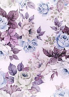 flowers pattern / colors