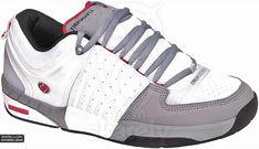 Circa Footwear - JT801 - White Grey Skate Shoes 6cdb232a761c