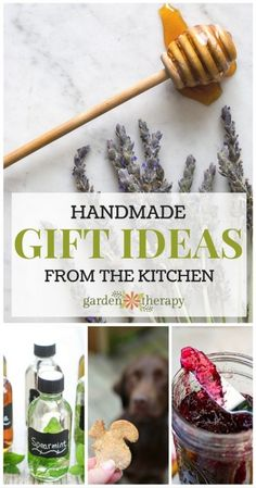 17 Easy Homemade Gifts from the Kitchen