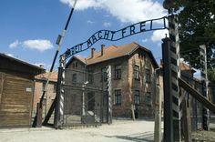 The Auschwitz concentration camp. Photo: 123Rf
