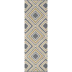 Should I get this for the runner down the stairs?????@Overstock - Hand-woven from wool, this rug features a contemporary design with a flat pile. This rug will bring great style to any room. http://www.overstock.com/Home-Garden/Hand-woven-Tioga-Gold-Wool-Runner-Rug-26-x-8/7640090/product.html?CID=214117 $50.14