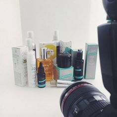 Product shoot!