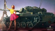 #1300474, World of Tanks category - High Resolution Wallpapers = World of Tanks wallpaper