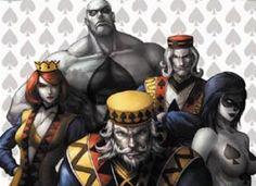 The Royal Flush Gang