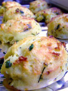 Bollos de patata