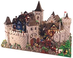 Lego Castle                                                                                                                                                                                 More