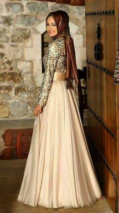 Amelena - Hijab Evening Dress