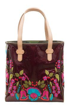 online store f4f5f af50b Consuela Valentina Wine Tote   Cavender s Vingar, Skor, Accessoarer, ...