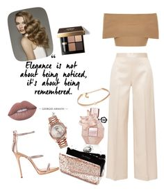 elegantly slaying by tarynbassadien on Polyvore featuring polyvore fashion style Blue Vanilla The Row Giuseppe Zanotti Miss Selfridge Kenneth Jay Lane Rolex Bobbi Brown Cosmetics clothing Kenneth Jay Lane, Giorgio Armani, Giuseppe Zanotti, Bobbi Brown, Miss Selfridge, Polyvore Fashion, Rolex, Vanilla, Cosmetics