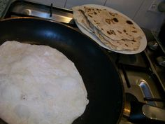 365 DAYS OF PINTEREST CREATIONS: the best home-made tortillas, they are healthy and TOTALLY easy!