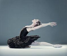 And, something magical...Sarah Lamb, Principal Dancer Royal Ballet, photo by Colin Bell.
