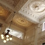 Beautiful King Street Station, Downtown Seattle - Amtrak Cascades from Vancouver to Seattle