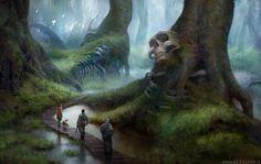Guardians by Alexander Forssberg)