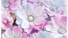 Foamiran and Silk Foam Flowers Tutorial