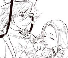 Anime Family, Slayer Anime, Kawaii, Cute Family, Demon, Anime, Fan Art, Manga, Doujinshi